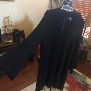 NET Karen Kane Swing Dress w/Bell Sleeves